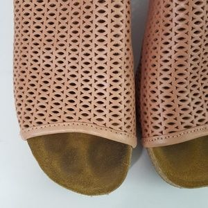 909ef3d5b482 Eric Michael Shoes -  Eric Michael  Phoebe Wedge Slingback Sandals 10.5